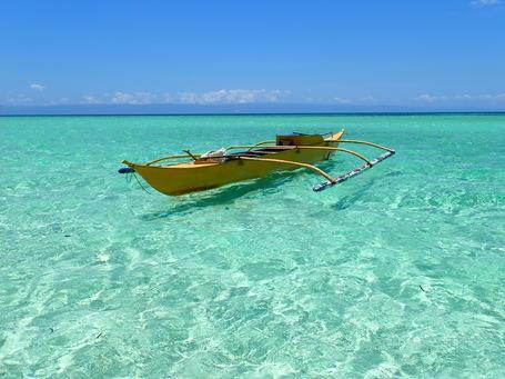 Katalog Foto auf der Sandbank von Virgin Island