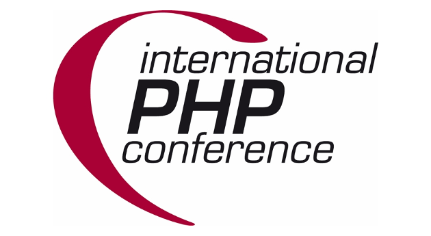 Logo of international php conference 2016 in munich