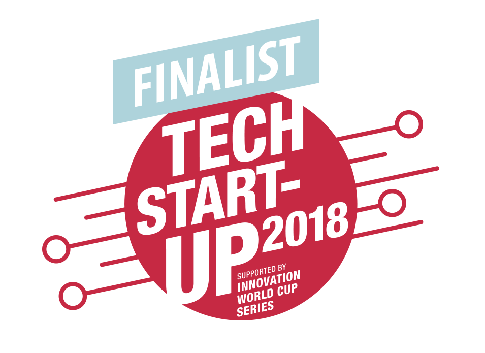 The Logo of Tech Startup 2018 finalist