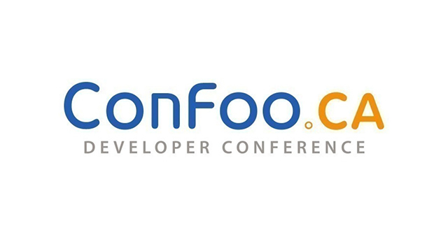 The Logo of ConFoo developers conference